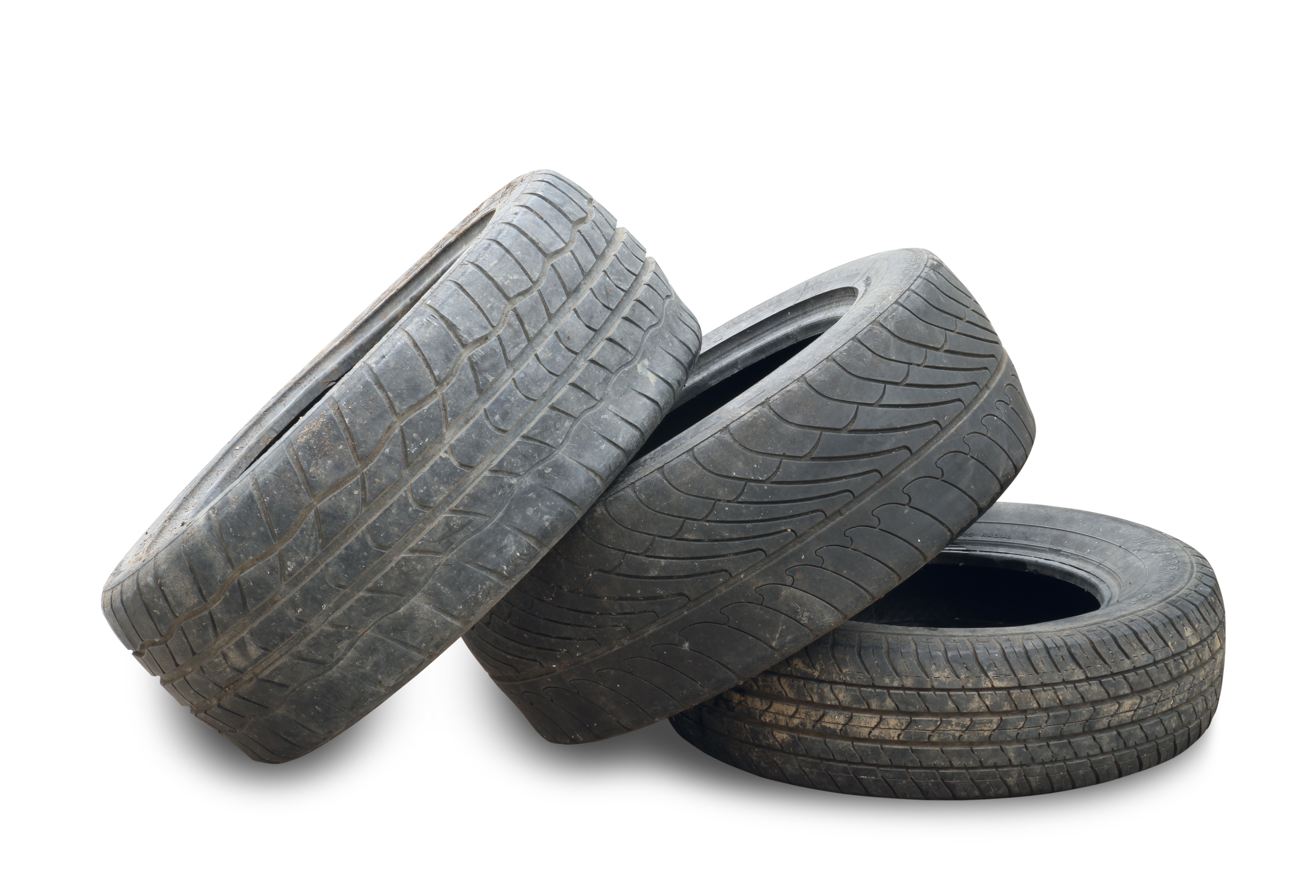 How old and dangerous are your tires a team for What can old tires be used for